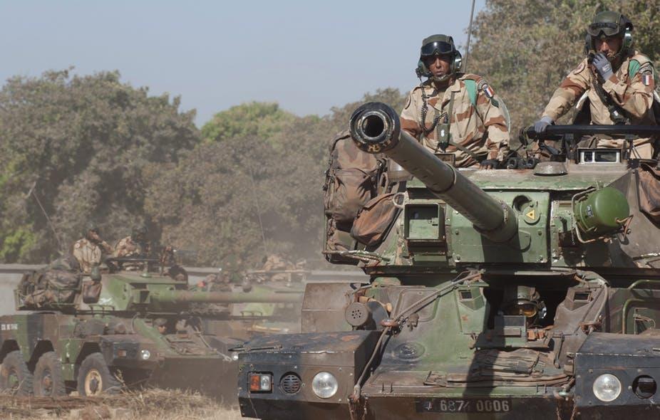 Resultado de imagen de french troops in mali
